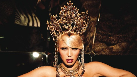 Gold Woman 2